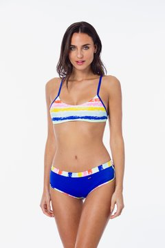 Royal Stripes Bikini