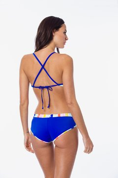 Royal Stripes Bikini on internet