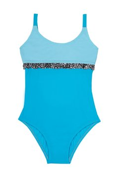 Turquoise Jane One piece
