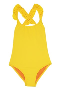 Yellow Sophia One piece