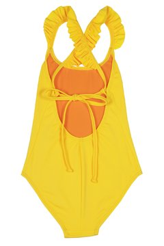 Yellow Sophia One piece - buy online