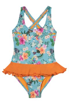 Orange Spring One piece