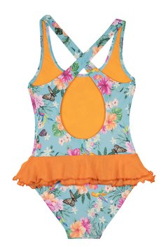 Orange Spring One piece - buy online