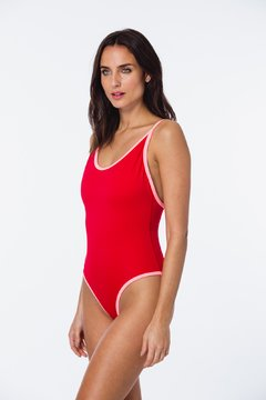 Red Blueberry One piece - buy online