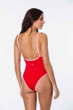 Red Blueberry One piece on internet