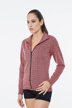 Campera Gerbera coral on internet