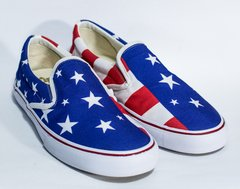 Printed Sneakers USA