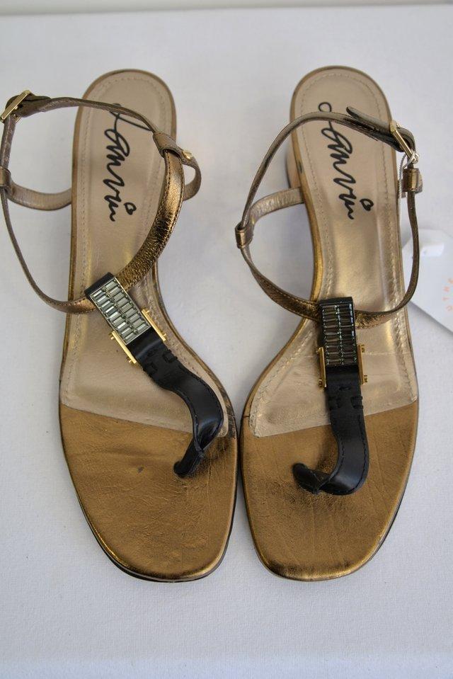 8b11f08af7fa2 Comprar Sandália em Wishic Desejos de Luxo  38   Filtrado por Mais ...
