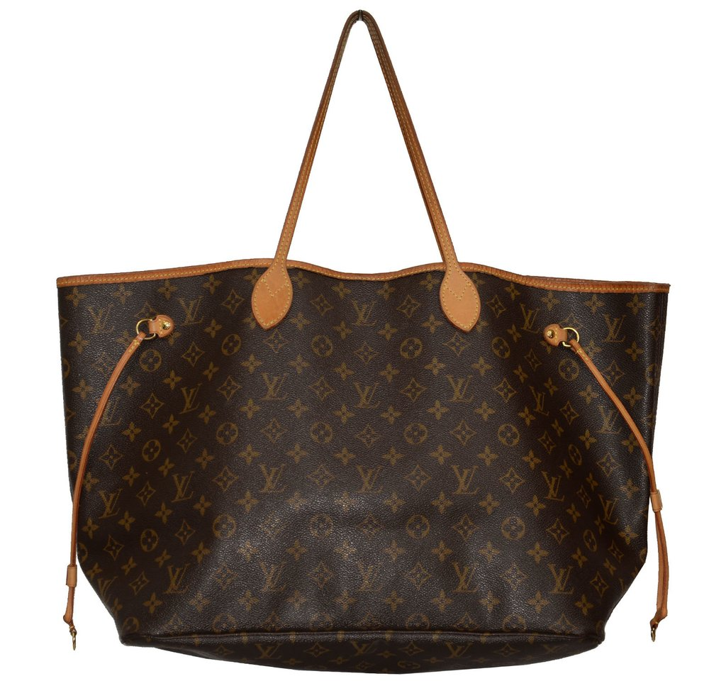 c27e2c28d BOLSA LOUIS VUITTON NEVERFULL MONOGRAM GM