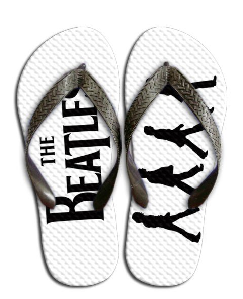 Chinelo Beatles 001