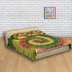 Kit Cama + Cortina Tie Dye 005 na internet