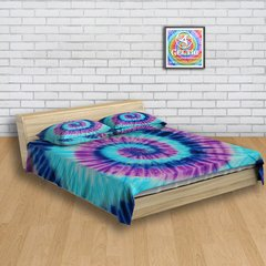 Kit Cama + Cortina Tie Dye 015 na internet