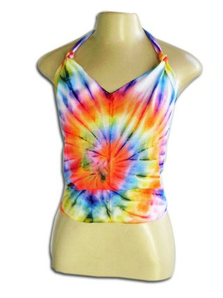 Frente Unica (Top Cropped) Tie Dye 001