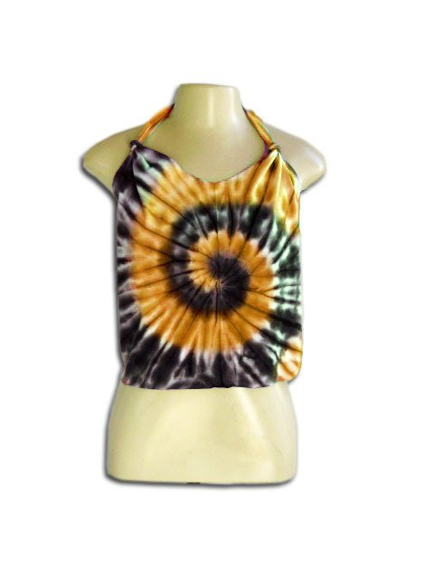 Frente Unica (Top Cropped) Tie Dye 014