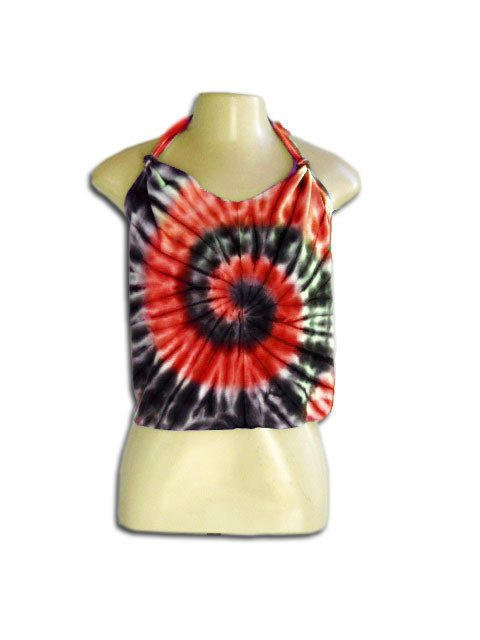 Frente Unica (Top Cropped) Tie Dye 015