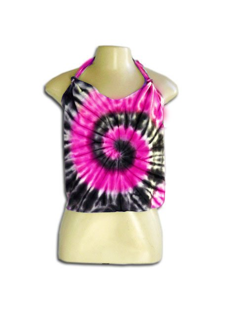 Frente Unica (Top Cropped) Tie Dye 016