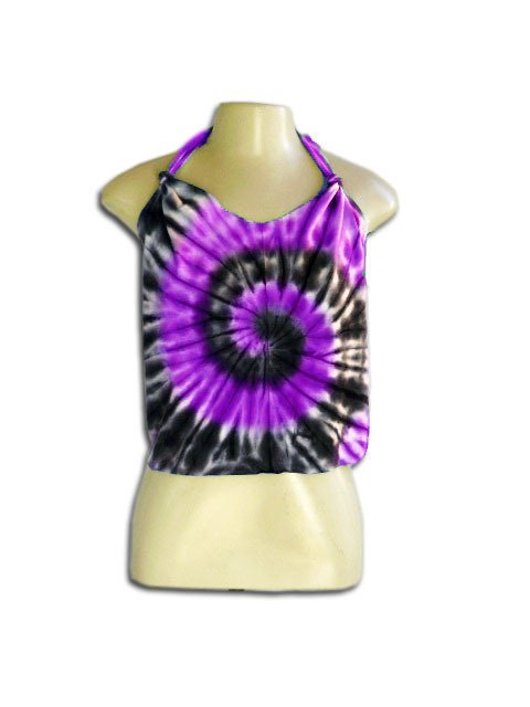 Frente Unica (Top Cropped) Tie Dye 017