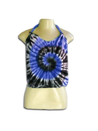 Frente Unica (Top Cropped) Tie Dye 018