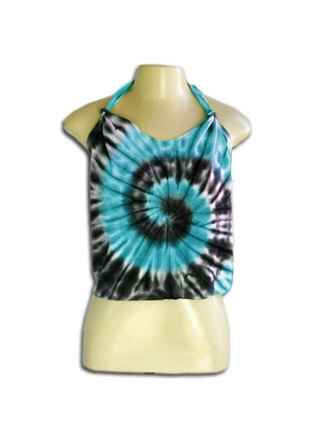 Frente Unica (Top Cropped) Tie Dye 019