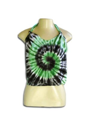Frente Unica (Top Cropped) Tie Dye 020