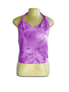 Frente Unica (Top Cropped) Tie Dye 025