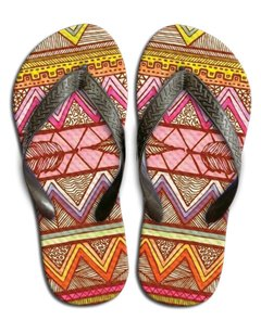 Chinelo Tribal 004