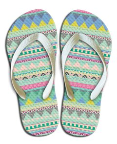 Chinelo Tribal 006 - comprar online