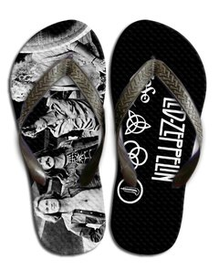 Chinelo Led Zeppelin 001