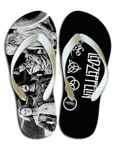Chinelo Led Zeppelin 001 - comprar online