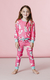 OUTLET - Pijama Simones Mini Gamuzado Super 2DA