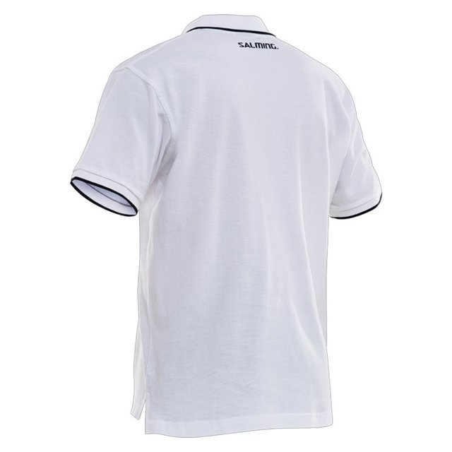 SALMING TEAM POLO WHITE MEN - comprar online