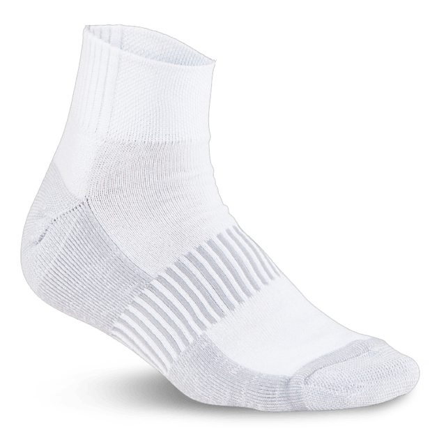 Mid Sock WHITE