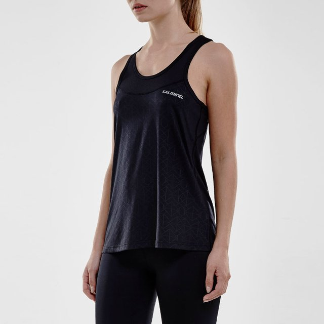 Pure Tank Top Black - Salming