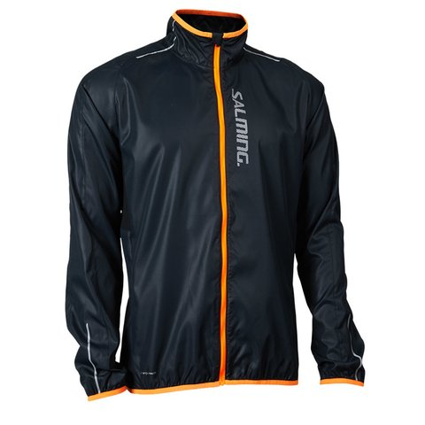 Ultralite Jacket 2.0 Black Shocking Orange
