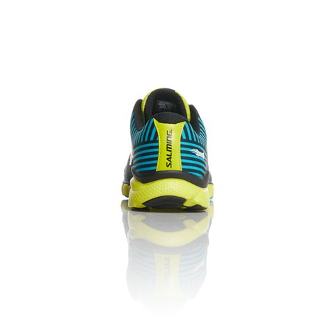 SALMING SPEED 6 BLUE LIME - comprar online