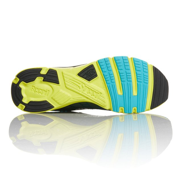 SALMING SPEED 6 BLUE LIME HOMBRE - tienda online