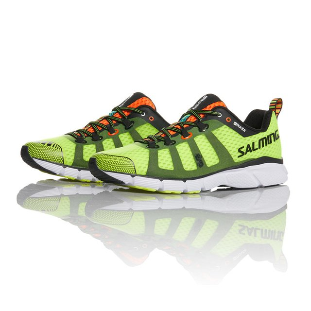 SALMING ENROUTE 2 SAFETY YELLOW - tienda online