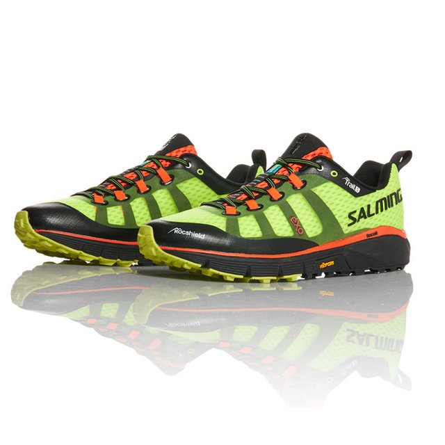 Imagen de SALMING TRAIL 5 SAFETY YELLOW