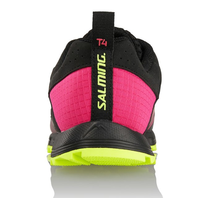 SALMING TRAIL T4 PINK GLO MUJER - comprar online