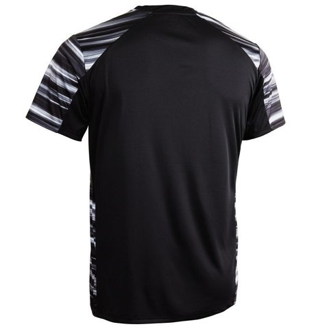 SALMING MOTION TEE MEN BLACK - comprar online