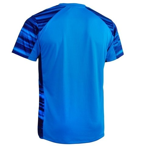 SALMING MOTION TEE MEN BLACK PURPLE BLUE en internet