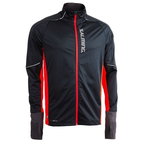 SALMING THERMAL WIND JACKET ORANGLE FLAME MEN