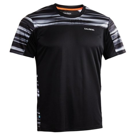 SALMING MOTION TEE MEN BLACK