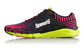 Speed 6 Pinkglo/ Safety Yellow - comprar online