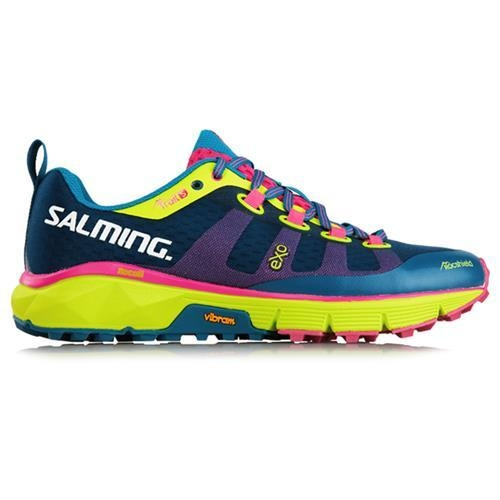SALMING TRAIL 5 MUJER LYONS BLUE