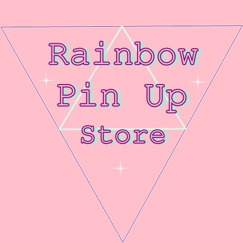 Rainbow Pin Up Store