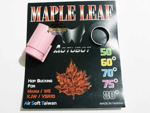 Bucking Maple Leaf Autobot Sniper Vsr 10/gbb - Airsoft - Supremacia