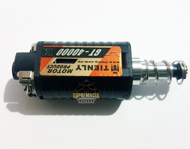 Motor Tienly 40000rpm Airsoft AEG - High Torque & Speed ​ - comprar online