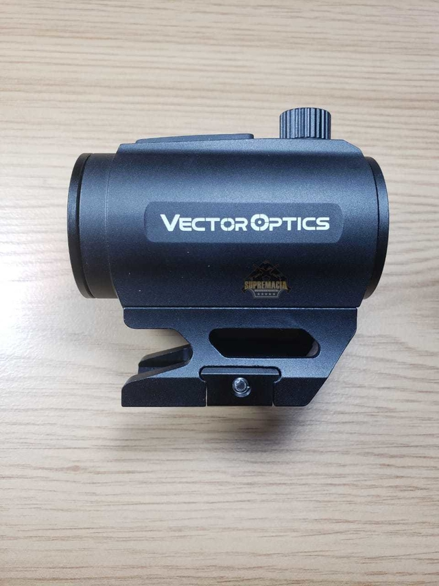 Red Dot Vector Optics Scrapper 1x25 p/ 7.62/.338