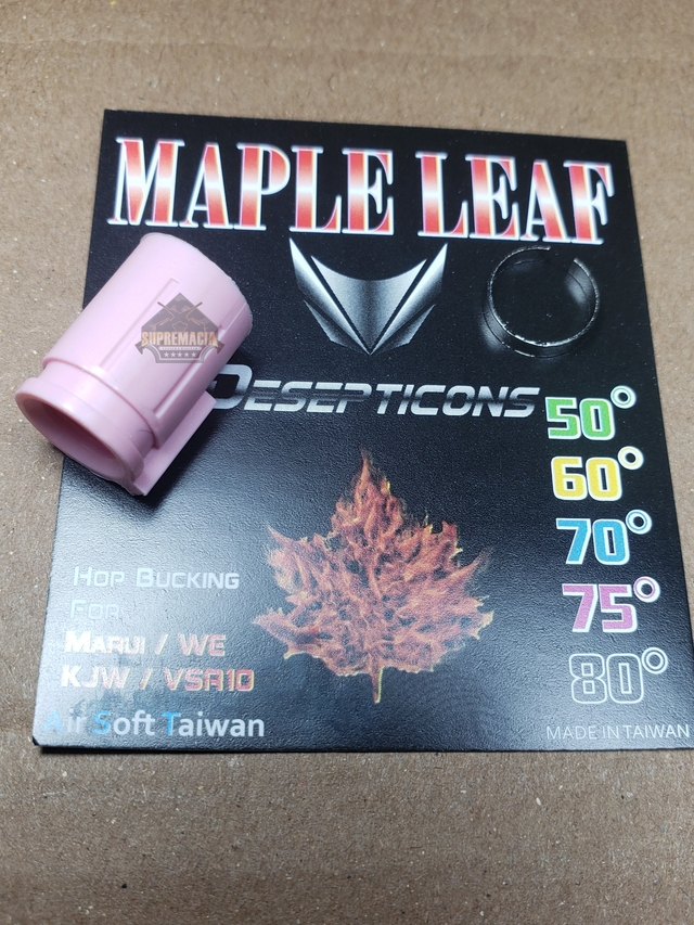 Bucking Maple Leaf Desepticons Sniper Vsr 10/gbb - Airsoft